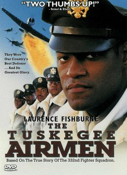 The Tuskegee Airmen pictures.