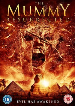 The Mummy Resurrected - wallpapers.
