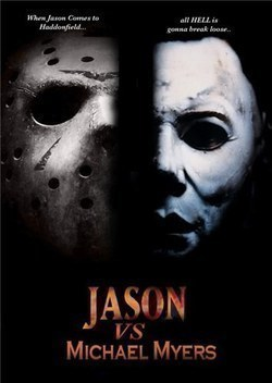 Jason Voorhees vs. Michael Myers pictures.