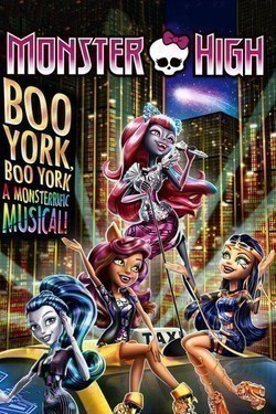 Monster High: Boo York, Boo York - wallpapers.