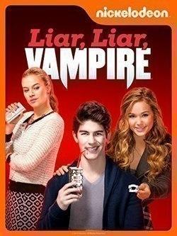 Liar, Liar, Vampire - wallpapers.