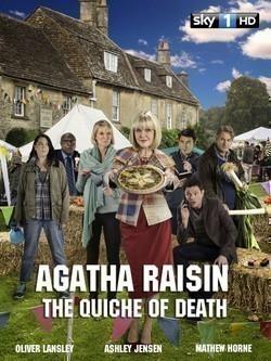 Agatha Raisin: The Quiche of Death pictures.