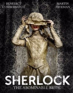 Sherlock: The Abominable Bride pictures.
