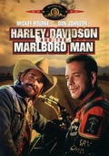 Harley Davidson and the Marlboro Man - wallpapers.