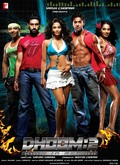 Dhoom 2 pictures.