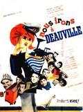 Nous irons à Deauville - wallpapers.