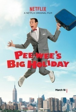 Pee-wee's Big Holiday - wallpapers.