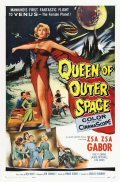 Queen of Outer Space pictures.