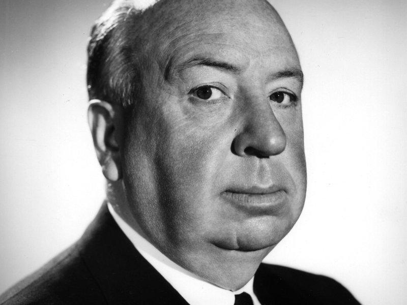 Alfred Hitchcock wallpaper