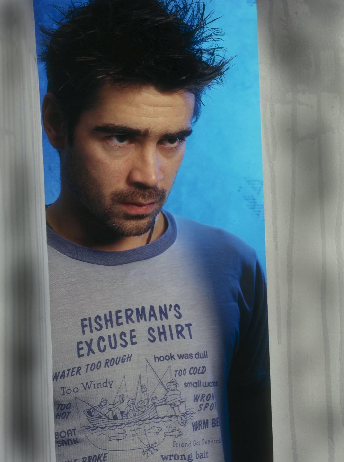 Colin Farrell wallpaper